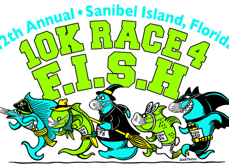 Helping Neighbors: Island Businesses supports FISH OF SANCAP's 12th Annual 10K Race 4 F.I.S.H. as Si