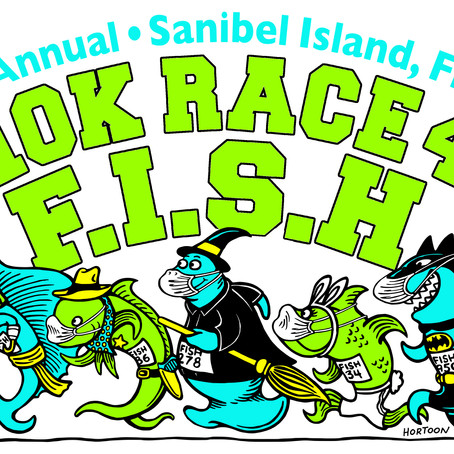 Island Promotions Support FISH OF SANCAP's 12th Annual 10K Race 4 F.I.S.H.