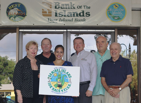 Bank of the Islands Returns as Silver Sponsor 10K Race 4 F.I.S.H.