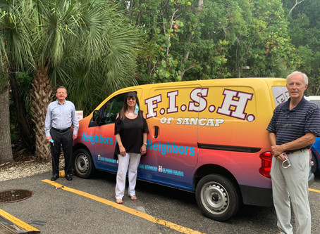 Helping Neighbors: FISH and The Sanctuary Golf Club Foundation Collaborate to Help Island Neighbors