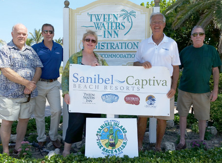 Captiva's Legendary 'Tween Waters Inn is  Gold Sponsor of 10K Race 4 F.I.S.H.