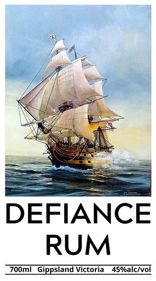 Defiance Rum