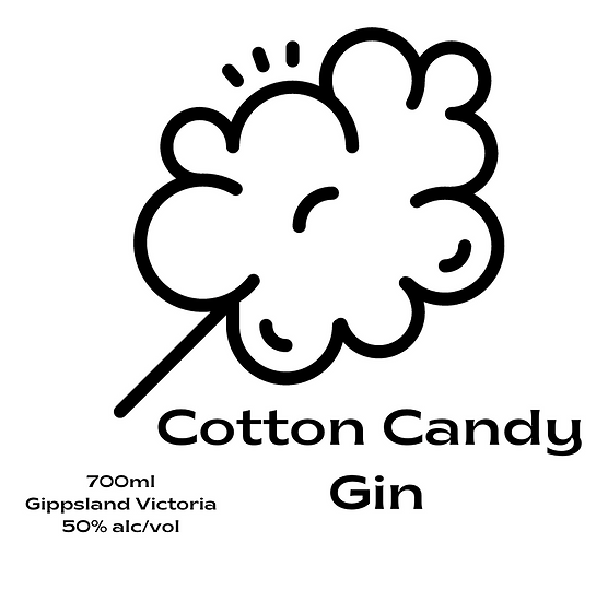 Cotton Candy Gin