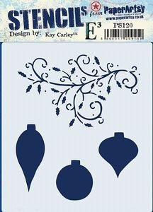 Kay Carley PS120 Stencil