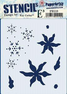 Kay Carley PS119 Stencil