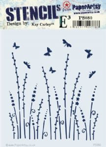 Kay Carley PS080 Stencil
