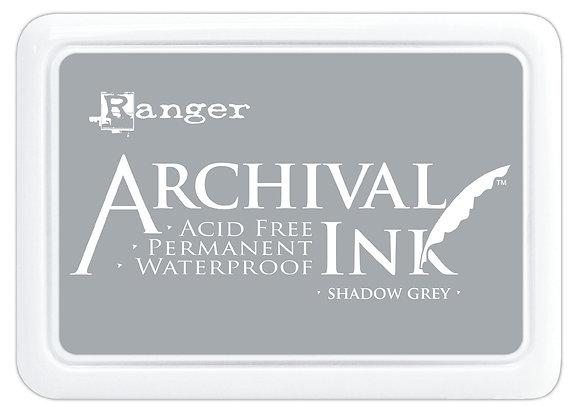 Archival Shadow Grey inkpad