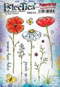 Kay Carley EKC03 Stamp Set
