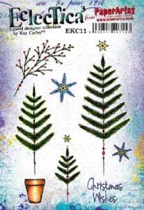 Kay Carley EKC11 Stamp Set