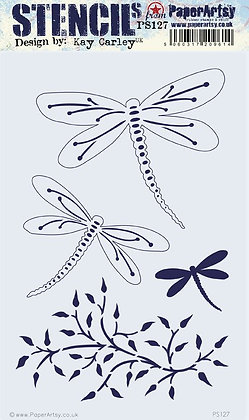 Kay Carley PS127 Stencil