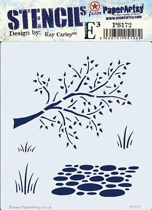 Kay Carley PS172 Stencil