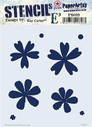 Kay Carley PS099 Stencil