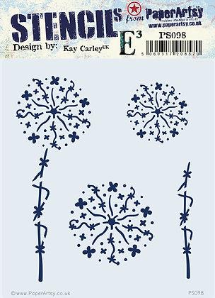 Kay Carley PS098 Stencil