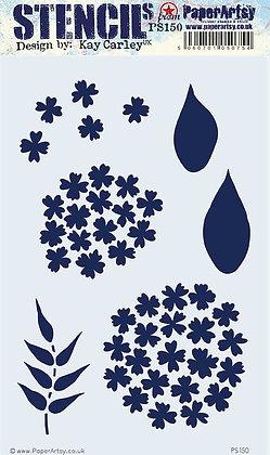 Kay Carley PS150 Stencil