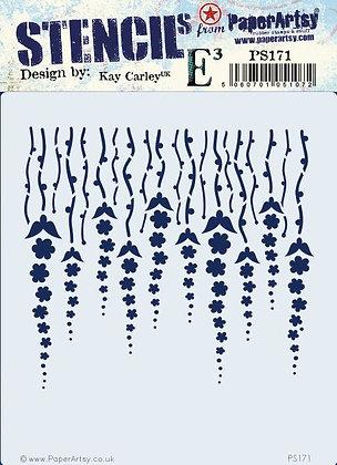 Kay Carley PS171 Stencil