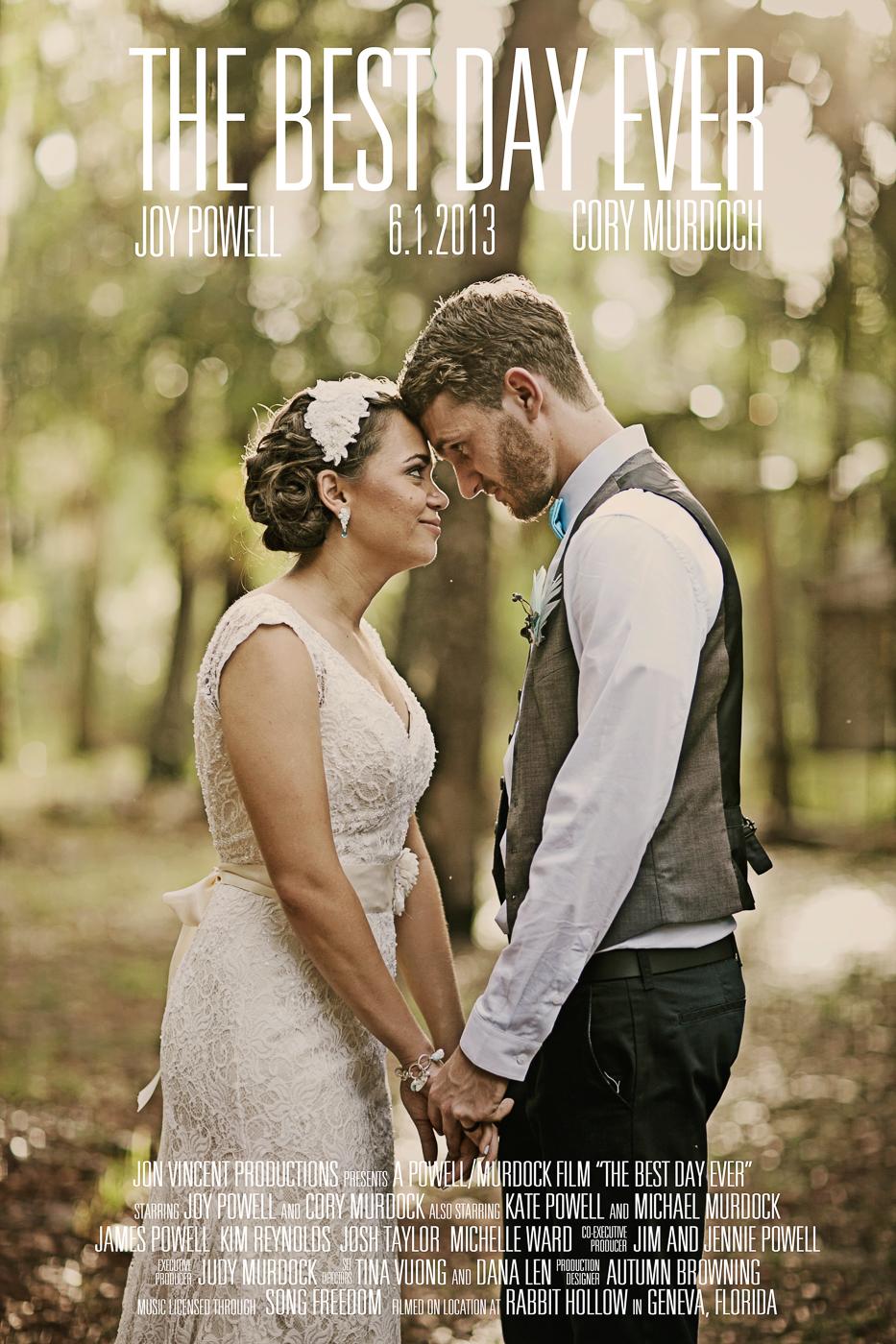 Rabbit Hollow Wedding