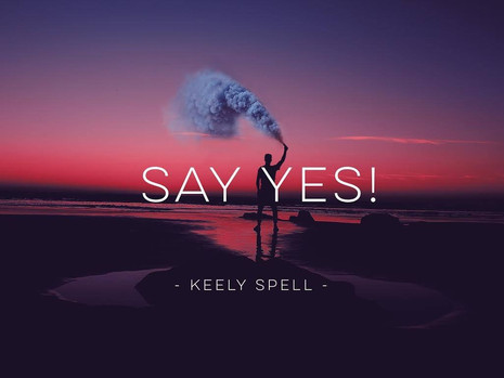 Say Yes!!!