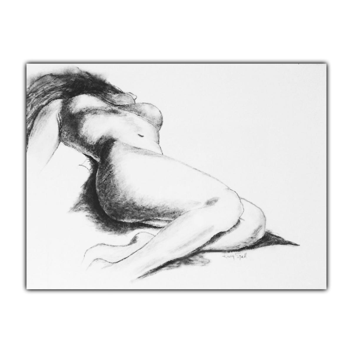 Nude Charcoal