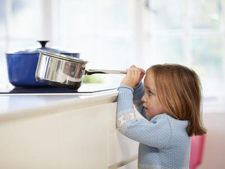 ¿Cómo prevenimos accidentes infantiles en el hogar?