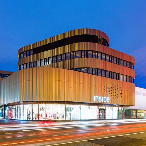 Einkaufszentrum INSIDE