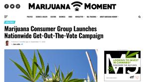 Marijuana Moment: Spark the Vote Launches National GOTV Campaign