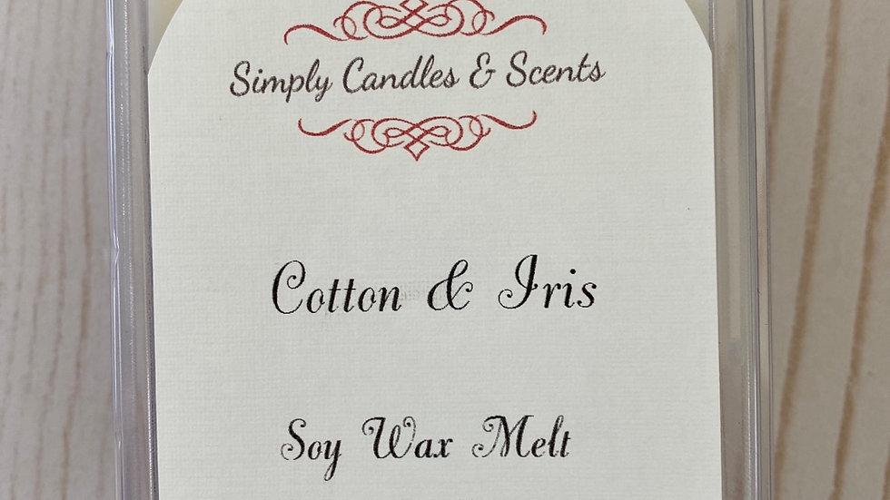 Cotton & Iris