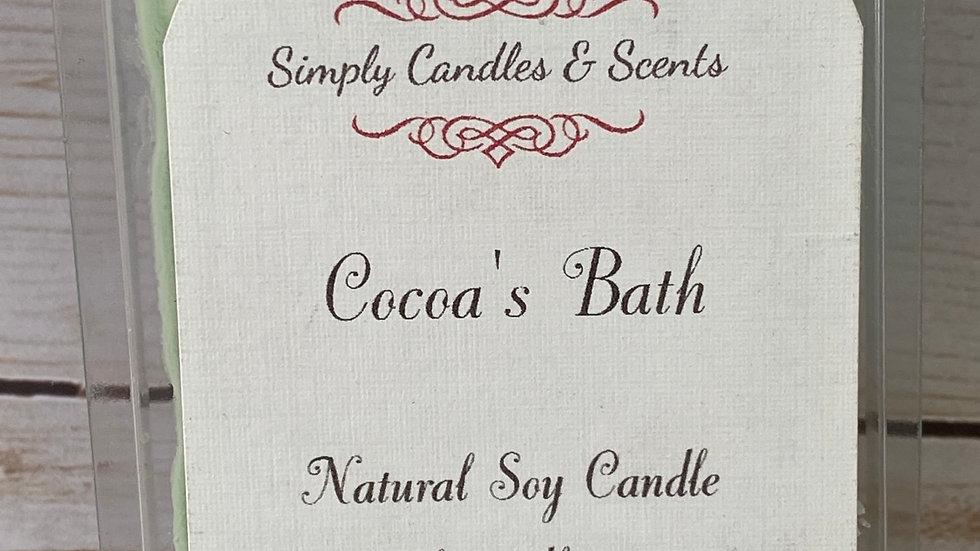 Cocoa's Bath Melt