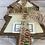 Thumbnail: Frosted Juniper Christmas Tree Dough Bowl