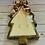 Thumbnail: Christmas Tree Dough Bowl Christmas Cookie