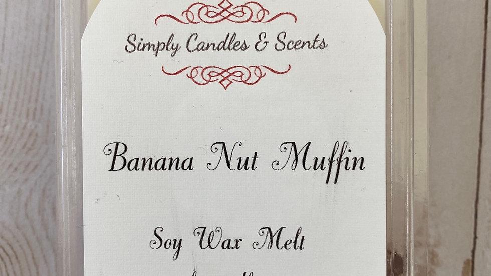 Banana Nut Mufin