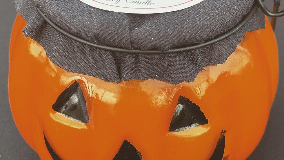 Pumpkin Carmel Crunch Pumpkin