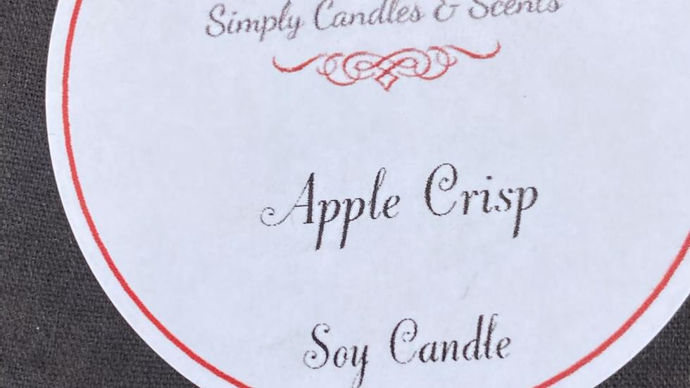 Apple Crisp Pumpkin Jar