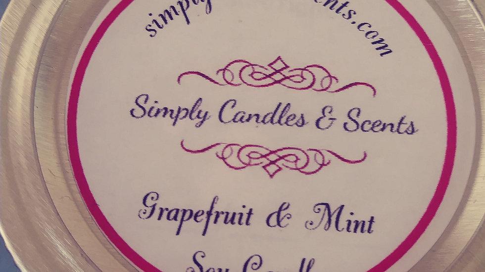 Grapefruit & Mint