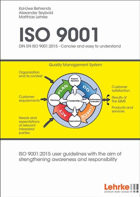 ISO 9001:2015 - english edition