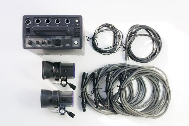コメット2400Wストロボセット