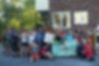 Participation de deux membres et un travailleur à la marche du FRAPPU en septembre 2018