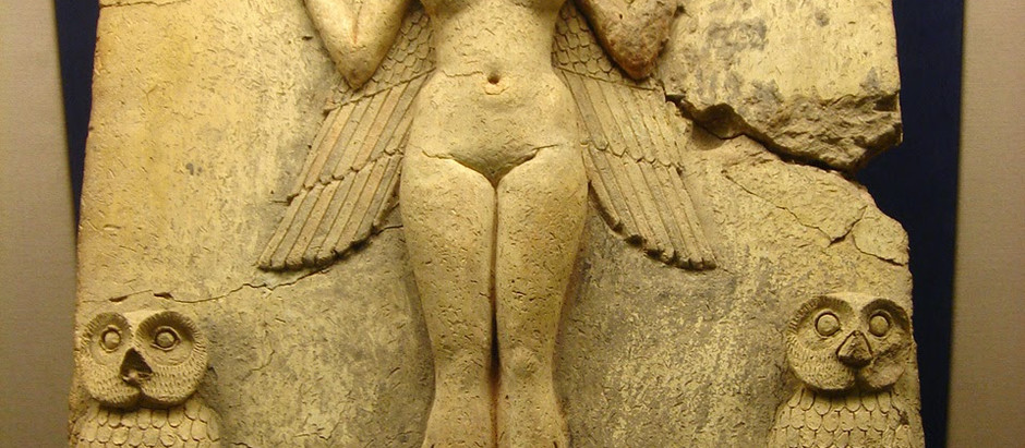 In Ancient Mesopotamia, Sex among the Gods shook heaven and earth !