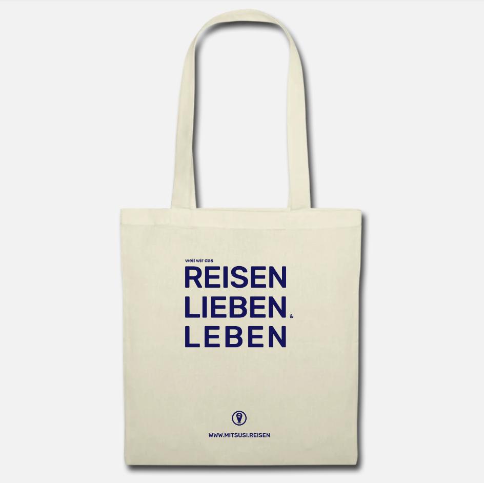 """Tasche """"leben"""""""