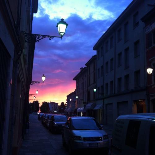 #nofilter – die Farben von Reggio Emilia