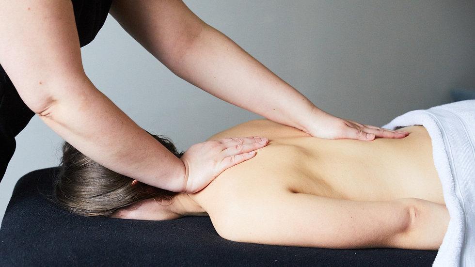 30 Minute Massage Voucher