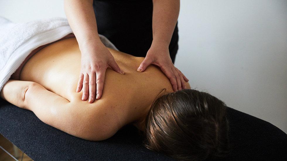 45 Minute Massage Voucher