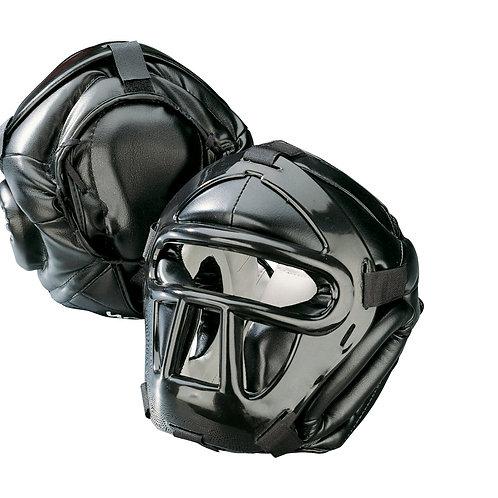 Kopfschutz Black Line