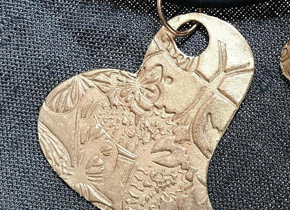 Ciondolo in bronzo