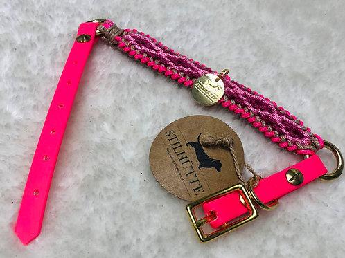 Collier pour chiens STILLHUTTE rose flashy