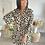 Thumbnail: Robe KATIA courte léopard