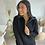 Thumbnail: Robe pull LENA à tirette dorée