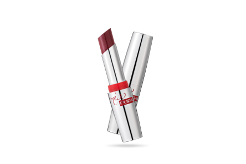 MISS PUPA Rouge à Lèvres 204 ultra-brillant, effet cristal.
