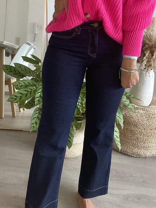 Pantalons jeans FLARE foncé