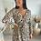 Thumbnail: Robe courte Leopard LUANA