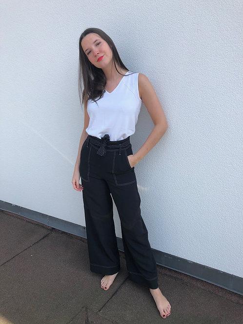 Pantalon lacroisette